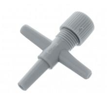 Тройник для шланга 4 мм BARBUS Accessory 080