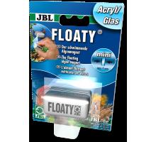 Плавающий магнитный скребок JBL Floaty Mini Acryl + Glas