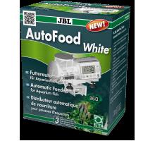 Кормушка автоматическая для рыб JBL AutoFood white