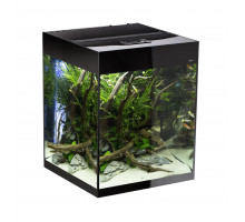 Аквариум Aquael Glossy 50 черный, 135л