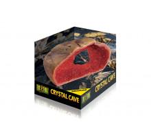 Кристаллическая пещера Exo Terra Crystal Cave M