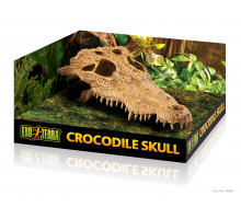 Укрытие для рептилий Exo Terra череп крокодила