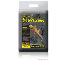 Грунт Exo Terra песок черный 4.5 кг