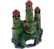 "Декорация для аквариума Barbus ""Замок"" 14x10,5x20 см"