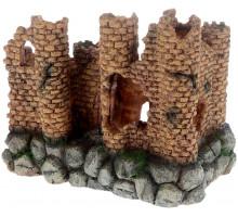 "Декорация для аквариума Barbus ""Замок"" 20x12,5x16 см"