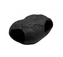Gloxy Камень-укрытие с двумя отверстиями 18x13x8,5 см