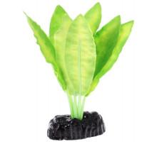 Растение для аквариума Barbus Апоногетон натанс, шелковое, 10 см