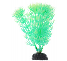 Растение для аквариума Barbus Амбулия, пластиковое, светящееся, 10 см