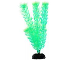 Растение для аквариума Barbus Амбулия, пластиковое, светящееся, 20 см
