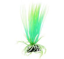 Растение для аквариума Barbus Акорус, пластиковое, светящееся, 10 см