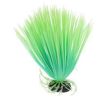 Растение для аквариума Barbus Акорус, пластиковое, светящееся, 20 см