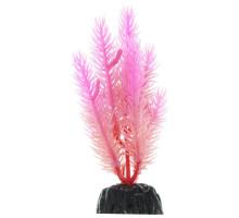 Растение для аквариума Barbus Перистолистник, пластиковое, светящееся, 10 см