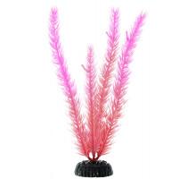 Растение для аквариума Barbus Перистолистник, пластиковое, светящееся, 20 см