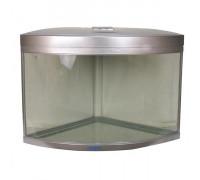 Аквариум угловой JEBO R470, 186 литров