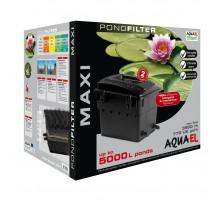 Проточный фильтр Aquael MAXI для пруда объемом до 5 куб.м.