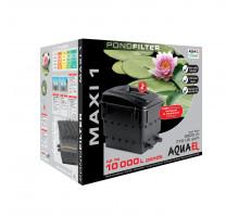 Проточный фильтр Aquael MAXI-1 для пруда объемом до 10 куб.м.