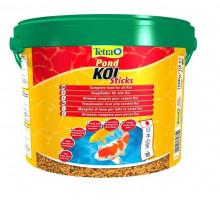 Корм для прудовой рыбы Tetra Pond Koi Sticks, 10 л