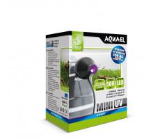 Стерилизатор AQUAEL MINI UV LED 0.5 Вт для аквариума 20 - 200 л