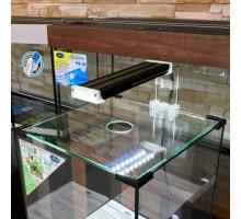 Диодный светильник Биодизайн I-LED Pro 200 Natur Light (20 см.) Черный