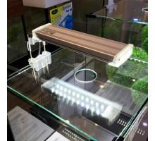 Диодный светильник Биодизайн I-LED Pro 200 Natur Light (20 см.) Серебро