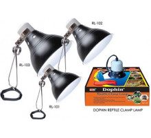 Светильник для ламп накаливания KW Zone Dophin RL-101,ф 14.5 см
