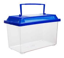 Переноска с пластиковой крышкой Barbus BOX 002, 16х9,5х12см