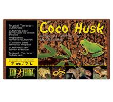 Кокосовая крошка Exo-Terra Husk Brick 7л (500г)