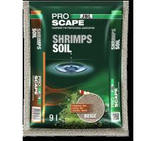 Питательный грунт JBL ProScape Shrimps Soil BEIGE 9 л